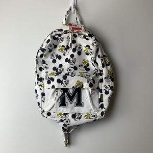 Disney official Mickey and Minnie Mouse Backpack